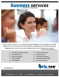 IT Consulting & Business Services